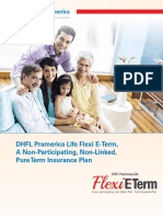 Flexi term dhfl pramerica