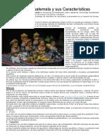 20 Etnias de Guatemala y Sus Características