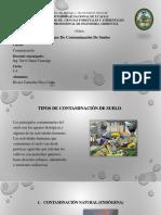contaminacion de suelos