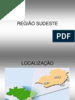 REGIÃO SUDESTE ppt