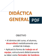 Didáctica General II