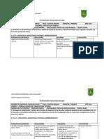 Planificación Anual Derecho Laboral