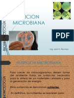 Unidad 3 - Nutricion Microbiana Power