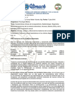 transtornos de conducta alimentaria CIE10
