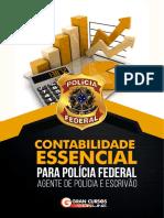 Contablidade Essencial Para Polícia Federal - Agente de Polícia e Escrivão - Rev