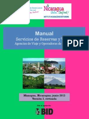 Producto 1 Manuales E Intrumentos Pdf Agencia De Viajes