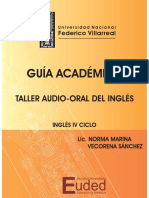 Taller Audio Oral Del Ingles
