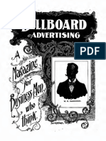 Billboard (November 1895)