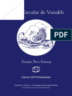 03 - Carta Circular de Vaisakh - Cancer 2018