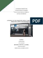 Acta de Aumento de Capital y Visita Al Registro Publico de Acarigua-paez Edo.portuguesa