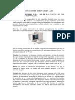 Introduccion de Hardware en La Pc
