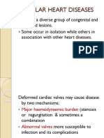 Valvular Heart Diseases 4 A
