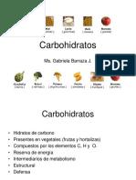 Hidratos de Carbono I