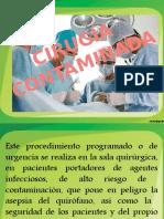 CIRUGIA CONTAMINADA.pptx