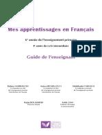 6 Mes Aprentissages Tttres Guide-Enseignant_francais_c6