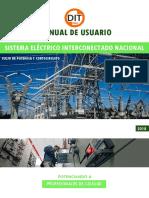 SILABO - Sistema Eléctrico Interconectado Nacional (SEIN)