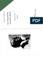 Samuel Hugo Bergman-The Philosohy (1)