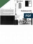 Ruy Mauro Marini - Subdesarrollo y revolución.pdf