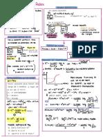 Resumen segundo parcial analítica 1 fq