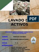 Diapositiva Lavado de Activos
