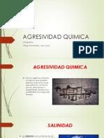 Agresividad Quimica. - Copia