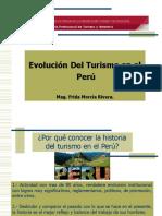 4.- Evolución Del Turismo Perú