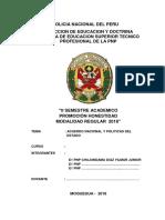 Monografia -Acuerdo Nacional y Politicas Del Estado- e1 Pnp Chujundama