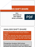 Analisis Shift Share