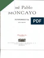 Sinfonieta Score