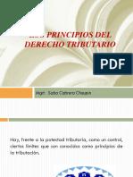 3. Principios Del Derecho Tributario