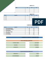 Excel Campeonato Pem 2018