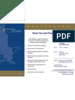 Smart Tax & Financial Strategies Seminar