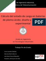 baterias electrolisis