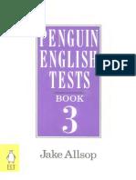 Allsop Jake. - Penguin English Tests - Book 3 - Intermediate