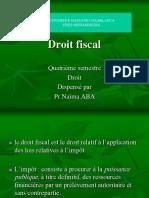 Droit Fiscal Diapo