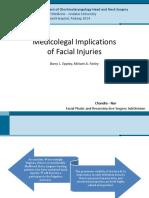 Medicolegal Implications of Facial Injuries