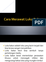 Cara Merawat Luka Bakar.pptx