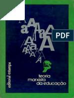[1] Bogdan Suchodolski - Teoria Marxista da Educação I I(1976, Estampa).pdf