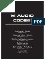 M-AUDIO CODE61