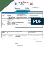 Priority Improvement Plan Mado 2018