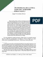 Fundamentación fichteana de la ética y el problema del altruismo (Thomas Nagel).pdf