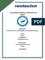 tarea 3 de evaluacion de los aprendizajes yurdali.docx