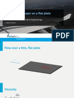 AE1110x-3b-Slides-boundary Layer on a Flat Plate