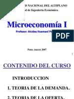 Micro I Consumidor 2006 II 2007