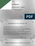 Cvd y Cvt TERMINADO PDF