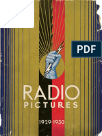 Radio Pictures Exhibitors Book (1929-1930)