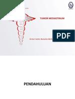 Crs Tumor Mediastinum