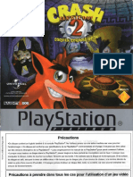 Crash 2- Manual - PS3