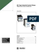 IEC TYPE INDUSTRIAL CONTROL RELAYS.pdf