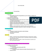 Exam 3 Study Guide Summer-2
